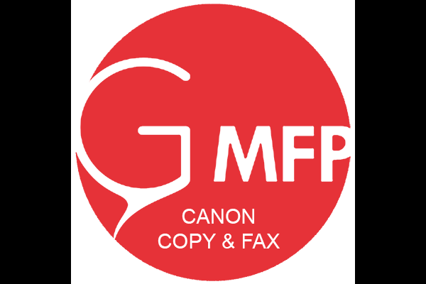 GeniusMFP Canon easy Copy & Fax